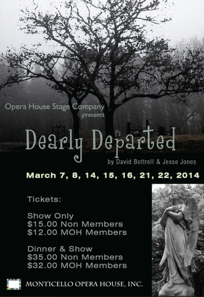 Dearly Departed Poster